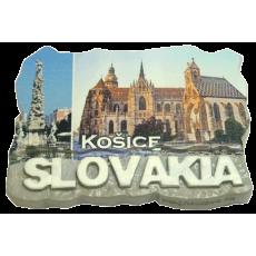 Magnetka Košice 2 kompozitná