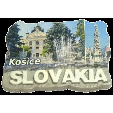 Magnetka Košice 1 kompozitná