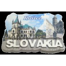 Magnetka Košice 3 kompozitná