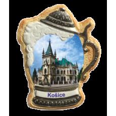 Magnetka krígeľ Košice 03 kompozitná