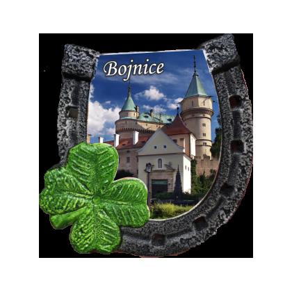 Magnetka podkova Bojnice 01 kompozitná