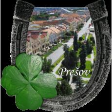 Magnetka podkova Prešov 01 kompozitná