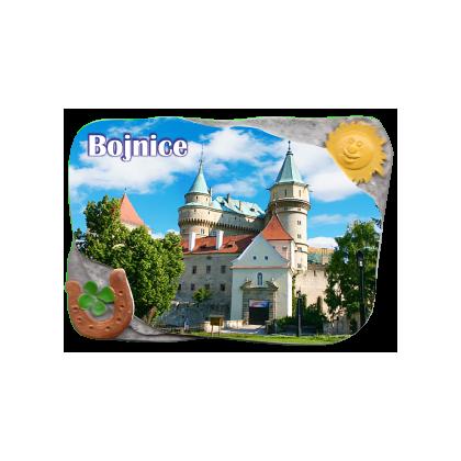 Magnetka Bojnice 03 kompozitná