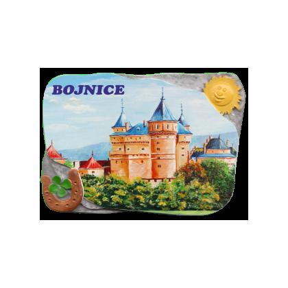 Magnetka Bojnice 04 kompozitná