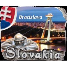 Magnetka Bratislava 03a kompozitná