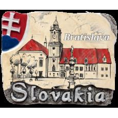 Magnetka Bratislava 11 kompozitná