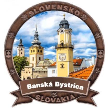 Magnetka Banská Bystrica 05 Dekokov
