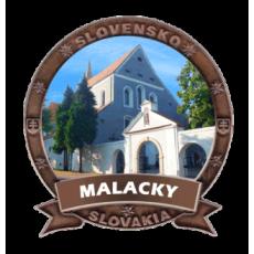Magnetka Malacky 1 Dekokov
