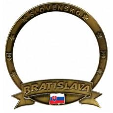 """Magnetka Bratislava """"Vlastný dizajn"""" Dekokov"""