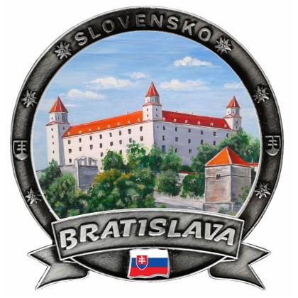 Magnetka Bratislava 01 Dekokov