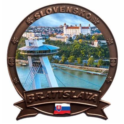 Magnetka Bratislava 02 Dekokov