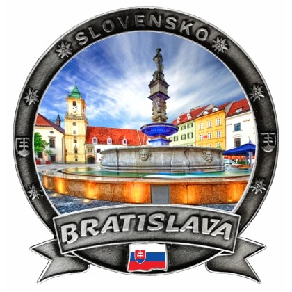 Magnetka Bratislava 03 Dekokov