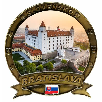 Magnetka Bratislava 04 Dekokov