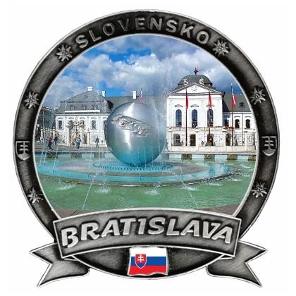 Magnetka Bratislava 05 Dekokov