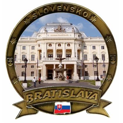 Magnetka Bratislava 06 Dekokov