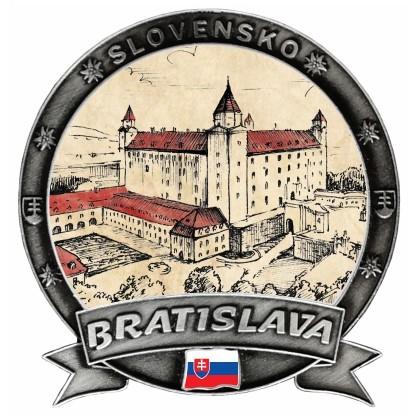 Magnetka Bratislava 07 Dekokov
