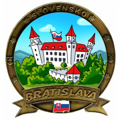 Magnetka Bratislava 09 Dekokov