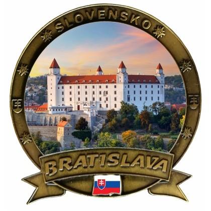 Magnetka Bratislava 11 Dekokov