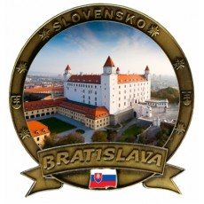 Magnetka Bratislava 12 Dekokov