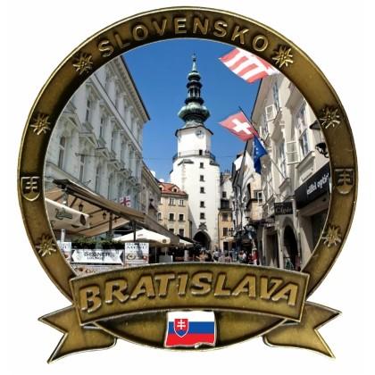 Magnetka Bratislava 13 Dekokov