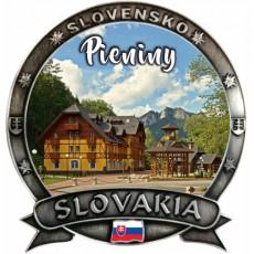 Magnetka Slovakia 08 Pieniny Dekokov