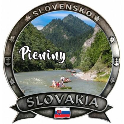 Magnetka Slovakia 10 Pieniny Dekokov