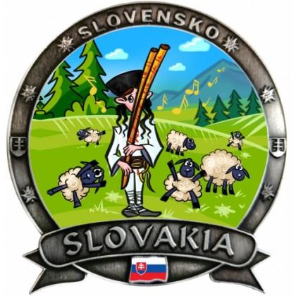 Magnetka Slovakia 01 Dekokov