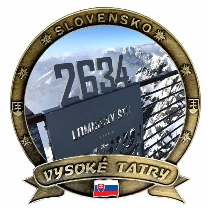 Magnetka Vysoké Tatry 01 Dekovov