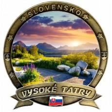 Magnetka Vysoké Tatry 02 Dekokov