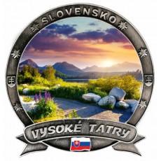 Magnetka Vysoké Tatry 02a Dekokov