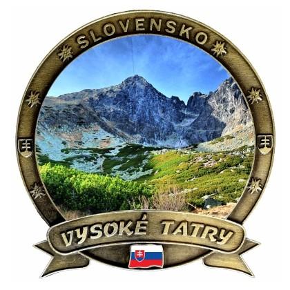 Magnetka Vysoké Tatry 03 Dekokov