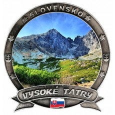 Magnetka Vysoké Tatry 03a Dekokov