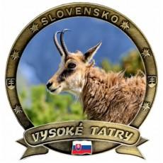 Magnetka Vysoké Tatry 04 Dekokov