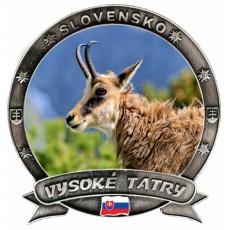 Magnetka Vysoké Tatry 04a Dekokov