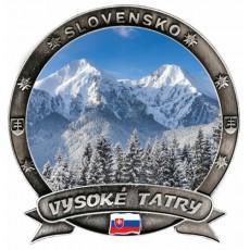 Magnetka Vysoké Tatry 05a Dekokov