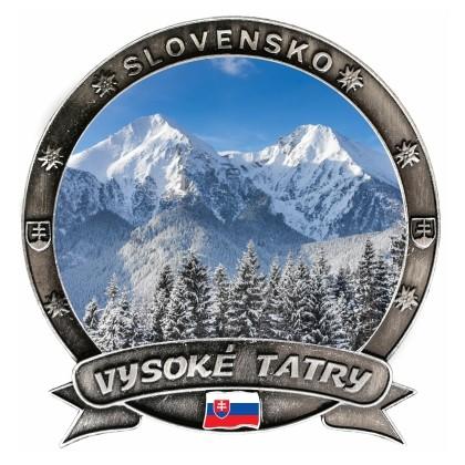 Magnetka Vysoké Tatry 05 Dekokov