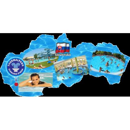 Magnetka mapa Dunajská Streda 01