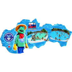 Magnetka mapa Dunajská Streda 02