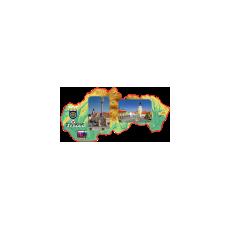 Magnetka mapa Trnava