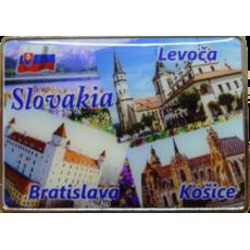 Magnetka kovová Slovensko 7