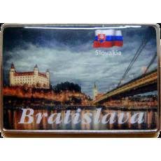 Magnetka kovová Bratislava 1