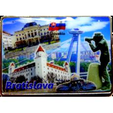 Magnetka kovová Bratislava 2