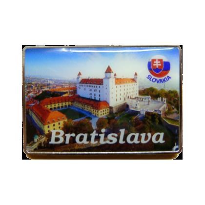 Magnetka kovová Bratislava 5