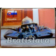 Magnetka kovová Bratislava 3