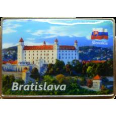 Magnetka kovová Bratislava 4