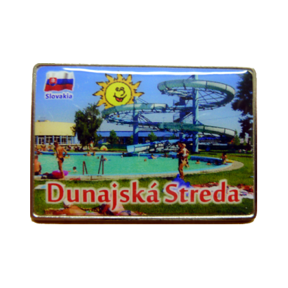 Magnetka kovová Dunajská Streda