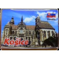 Magnetka kovová Košice 1