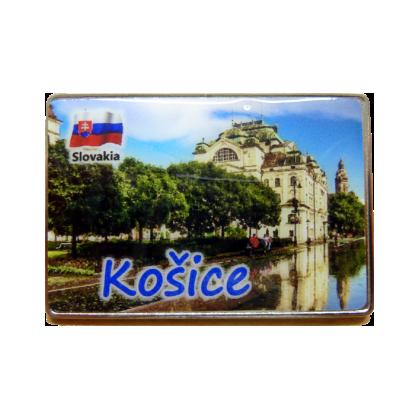 Magnetka kovová Košice 2