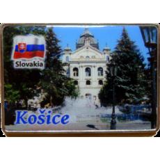 Magnetka kovová Košice 3
