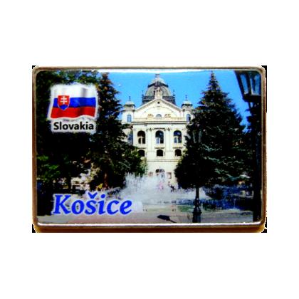 Magnetka kovová Košice 4